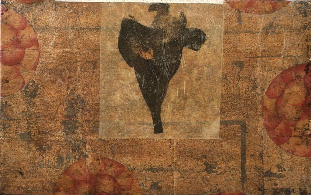 EL CIELO ES UN JARDÍN VI  T. Mixta / Tela, 22 x 35 cms.