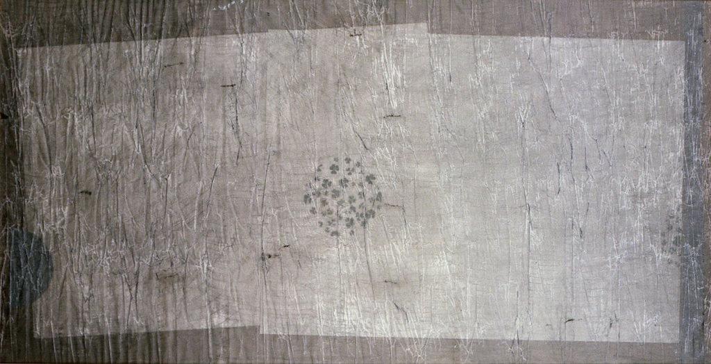 CICLO  T. Mixta / Papel, 90 x 175 cms.