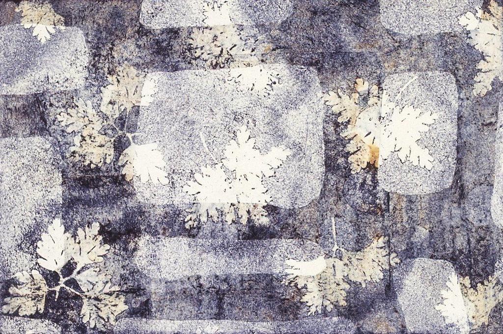 COMETA I T. Mixta / Tela, 22 x 35 cms.