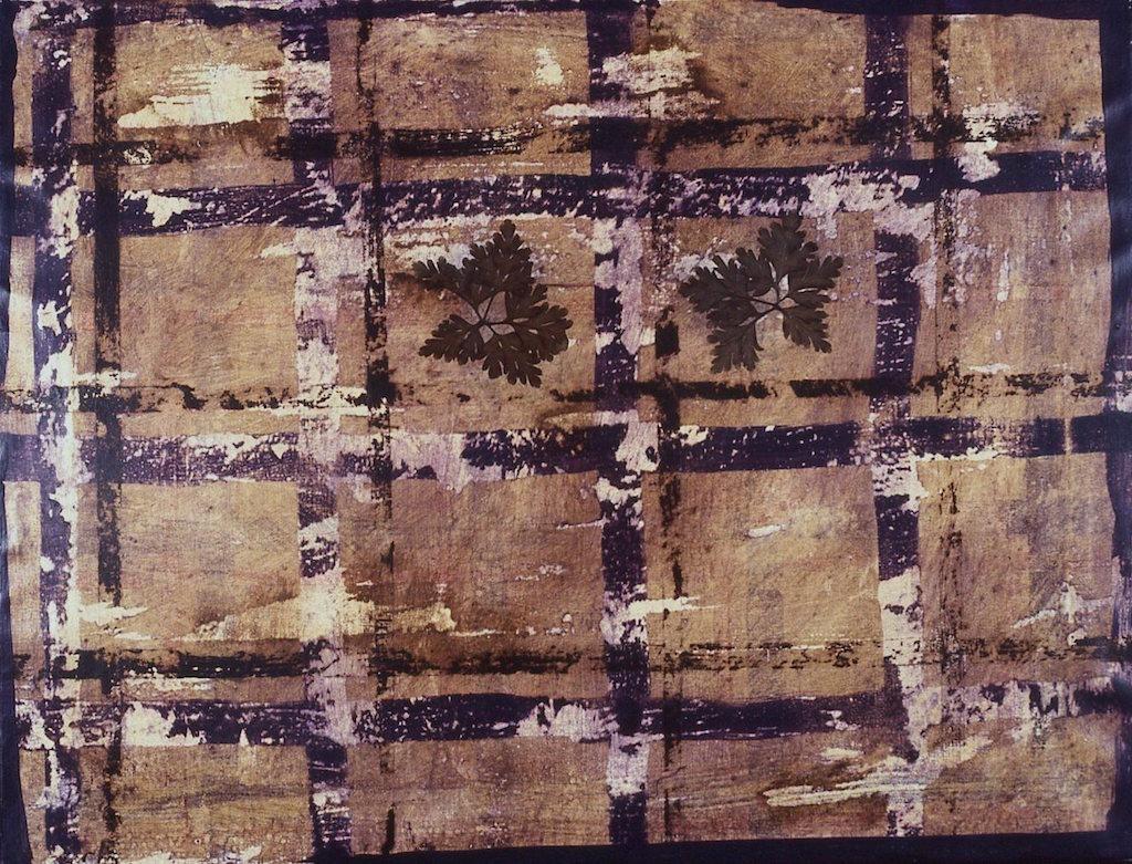 ESTELA I T. Mixta / Tela, 33 x 46 cms.