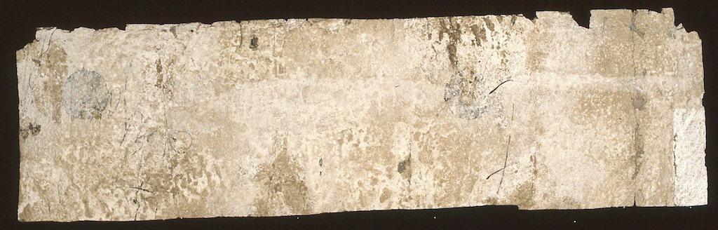 JARDÍN DE ARENA T. Mixta / Papel, 31 x 110 cms.