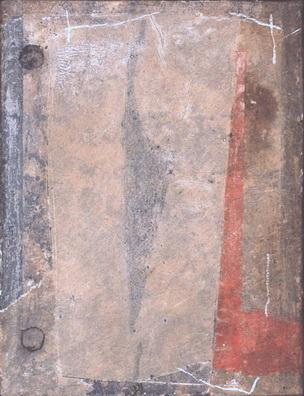 Laberinto. T. Mixta / Tela y Papel, 20x15cm