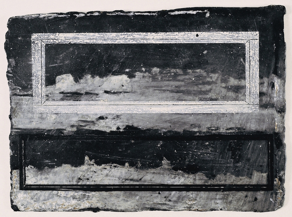 EL FONDO DE LA NOCHE III  T. Mixta / Papel 25 x 32 cms.