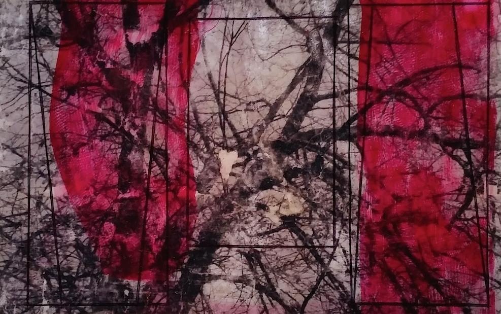 ATARDECER T. Mixta / Papel fotográfico. 81 x 112 cms